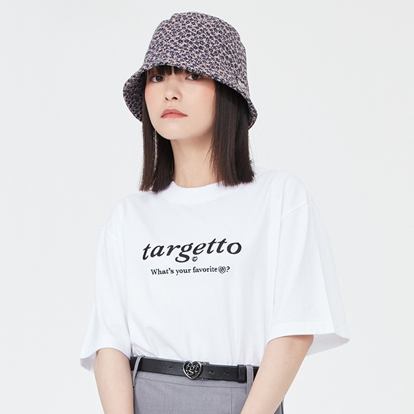 BASIC LOGO TEE SHIRT_WHITE